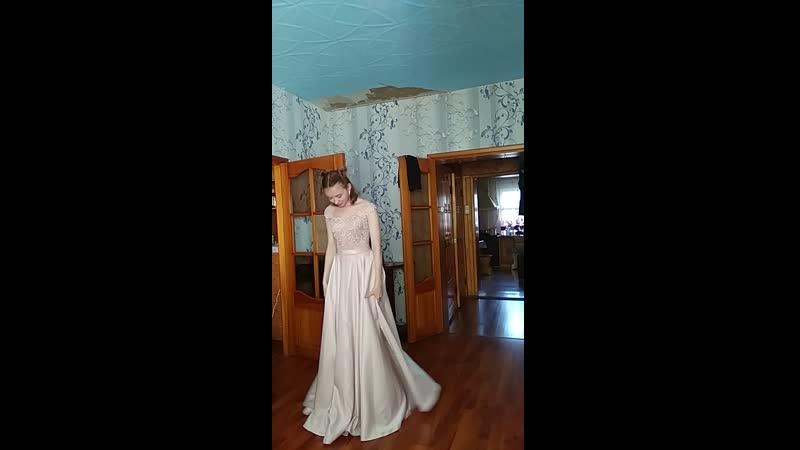 Платье Алины