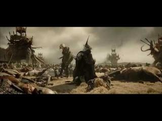 Эовин убивает Короля-Чародея