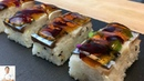 Stained Glass Sushi DIFFICULTY LEVEL ASIAN