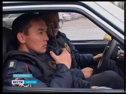 Лучших бойцов вневедомственной охраны наградили в МВД