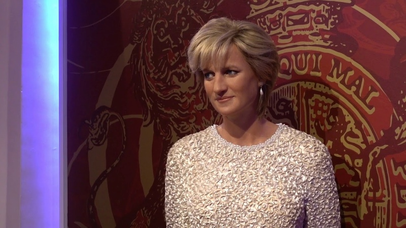 Madame Tussauds London full tour