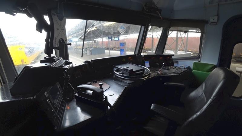 Train Driver's POV Wezep Amersfoort DD AR 2018