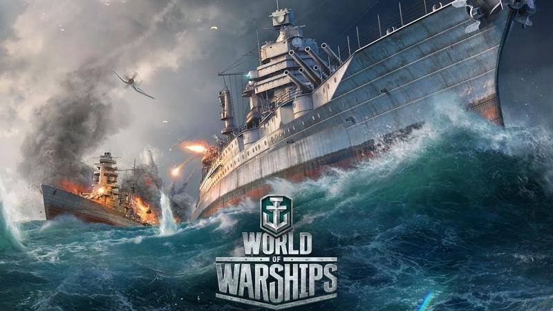 Подводные лодки ➤ World of Warships ➤ Пару Боёв