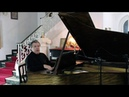 Andrei Gavrilov talks and plays Mussorgsky Pictures at exhibition Part 1 Promenade