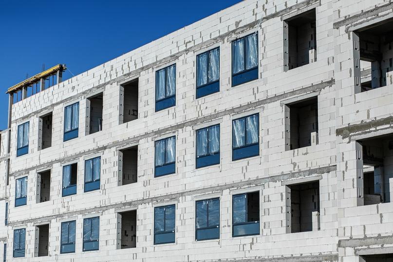 Отчет о ходе строительства апрель 2020 квартал «Среда», изображение №3
