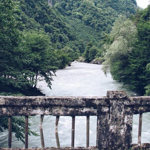 Тур в Абхазию на 7 ночей за 7300 с человека