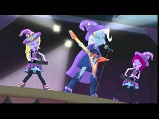 "MLP: Equestria Girls - Rainbow Rocks - ""Tricks Up My Sleeve"" Music Video"