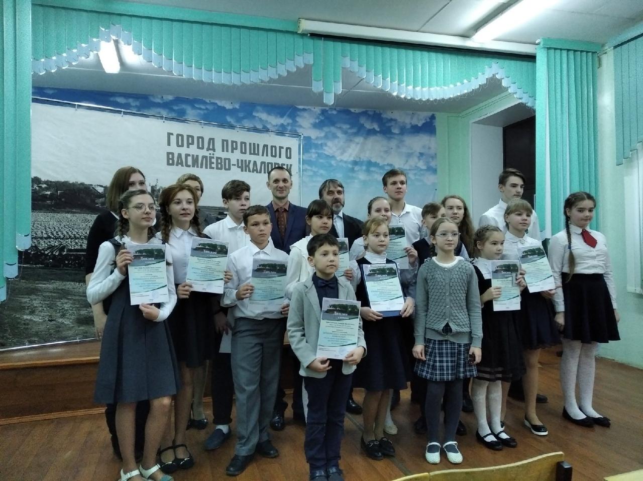 Поздравляем победителей муниципальной краеведческой конференции