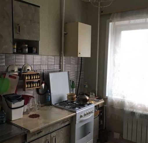 квартира в панельном доме проезд Бадигина 24