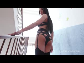 BTG026_What_the_Fuck_TS_Kimberlee_6on1_Double_Anal_Gangbang_with_Creampie_and_Swallow_BTG026.жёстко трахают транса.анал