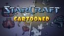 StarCraft Мультяшки уже в продаже