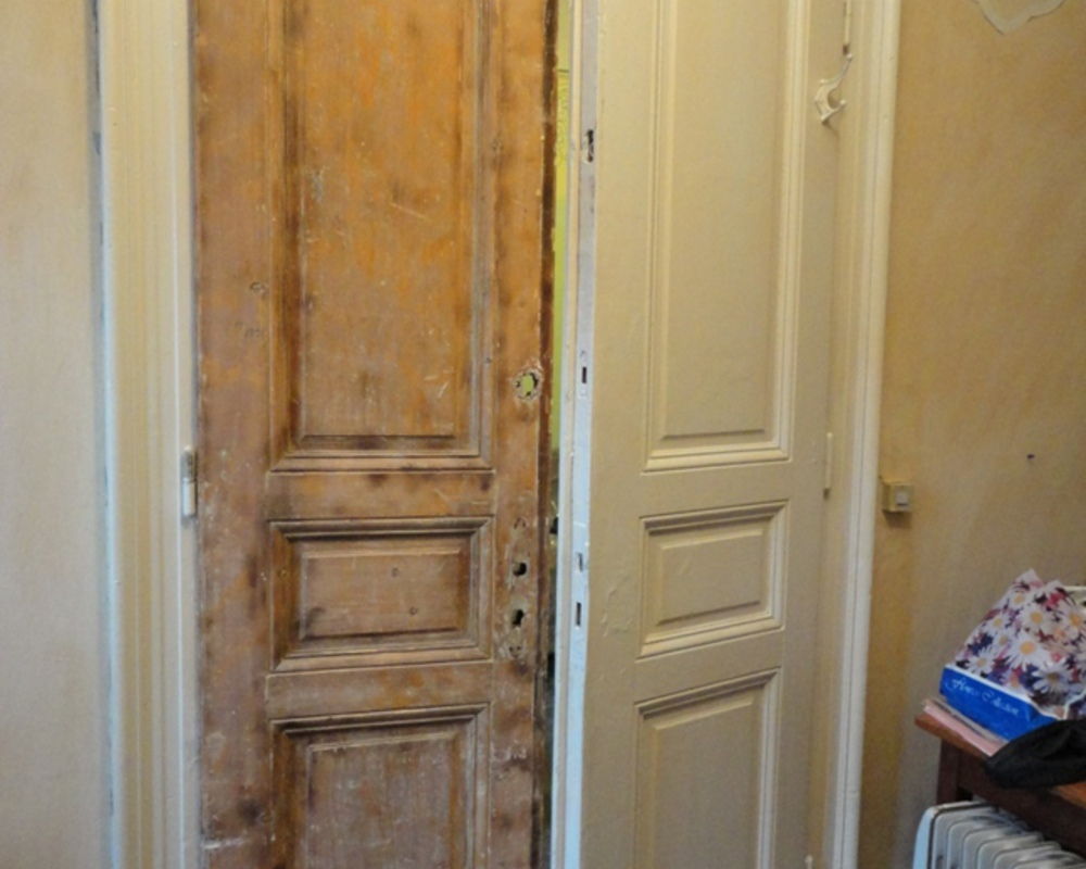 В каких случаях требуется реставрация дверей | Разное