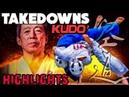 Best takedowns highlights Kudo Daido Juku Japanese MMA