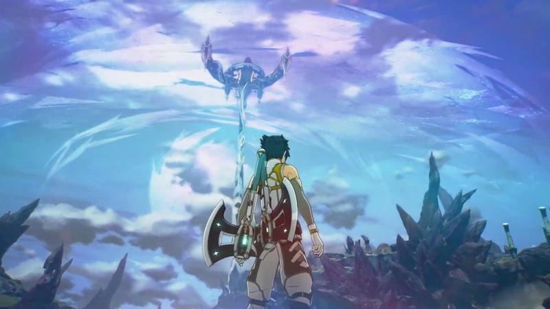 Blue Protocol Gameplay Trailer - Bandai Namco Online Action RPG