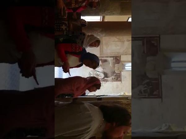 Красный монастырь Сохаг Египет