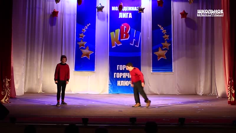 КВН Вишнёвый хит - Полненький мальчик бежит марафон