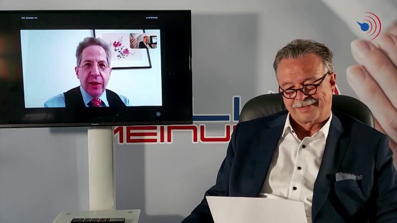 Ex Verfassungsschutz Chef Hans Georg Maaßen Ich bin politischer Aktivist und Dissident