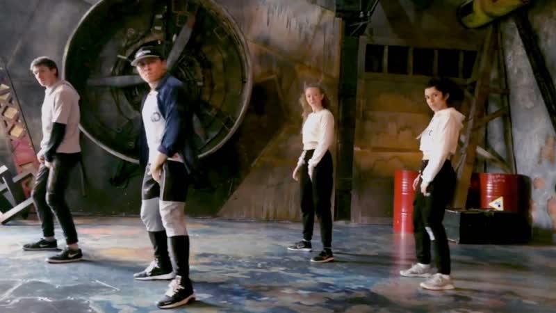 SALARIS. Choreo by Coach