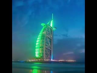 Жемчужина дубая - burj al arab