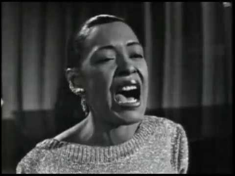 Billie Holiday Strange Fruit Live 1959 Reelin' In The Years Archives