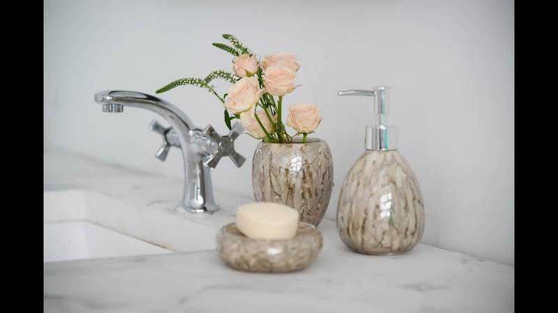 Коллекции аксессуаров для ванной комнаты