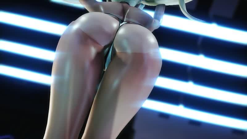 Patreon request Junko (ass phys) Sexy Mi