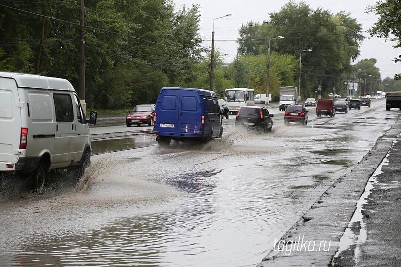 В Нижнем Тагиле пройдет ремонт в местах скопления воды