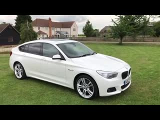 Bmw 520d GT white 2012 for sale @ Auto 2000 Epping