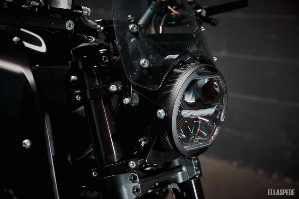 Ellaspede: кастом KTM 390 Duke