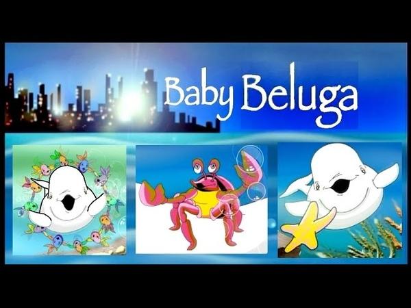 BABY BELUGA Wake Up nursery rhymes