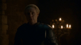 Game of Thrones Season 8 Episode 2- Jaime Lannisters makes Brienne a Knight