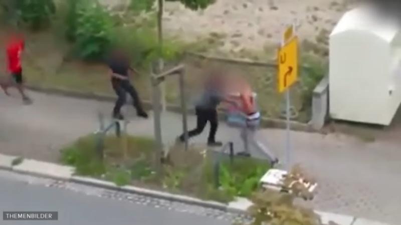 BKA LAGEBILD Gewalt von Zuwanderern gegen Deutsche nimmt zu