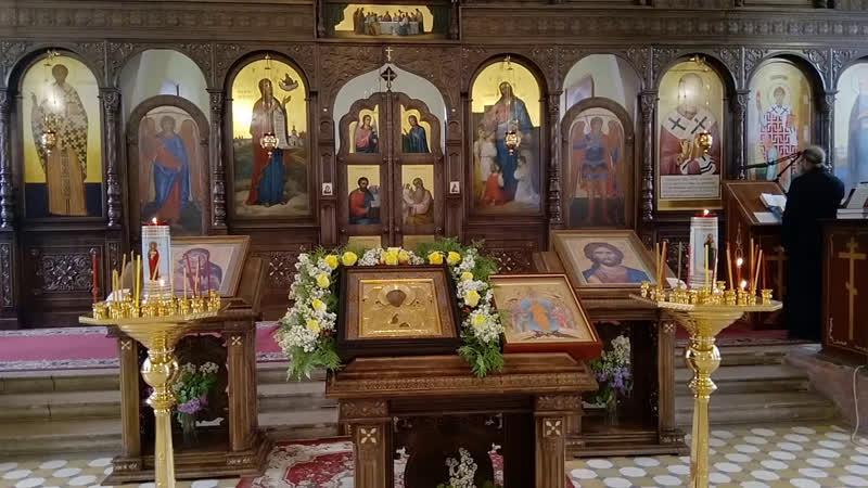 22 мая Перенесение мощей святителя Николая чудотворца из Мир Ликийских в Бар Часы Литургия Христос Воскресе Поздравляем все