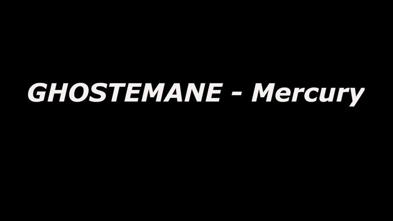 X3 Басы - GHOSTEMANE - Mercury (В машину!)