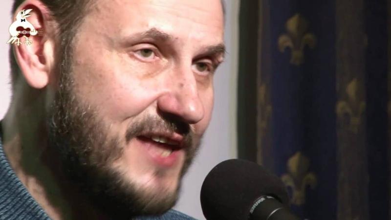Анатолий Полянин 'Айвенго' Клуб 'Белый Ворон' 27