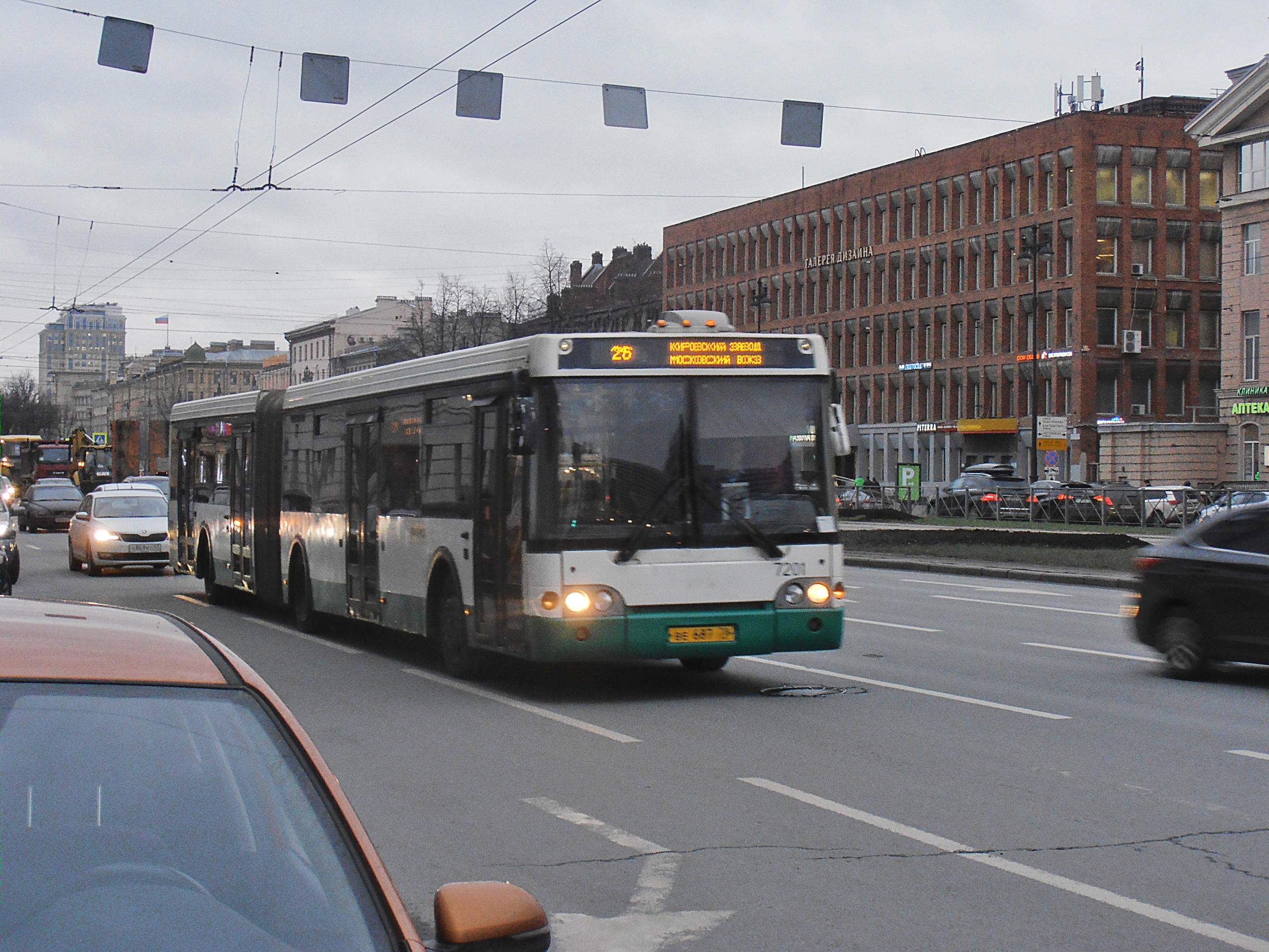 Автобус №26