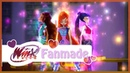 Winx Club 5x03 : Believix transformation [FRENCH/FANMADE]