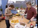 Жить вкусно с Джейми Оливером 31 серия По Английски A Very British шашлык по английски тунец кальмары креветки