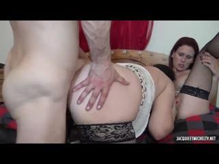 Aline & sandy - jacquieetmicheltv, ffm threesome anal porno