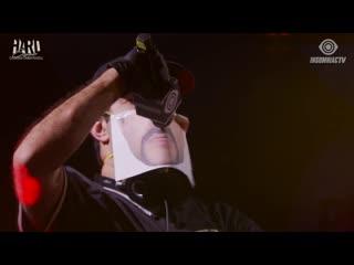 Valentino Khan for BackHARD Summer BBQ Virtual Rave-A-Thon (August 8, 2020)