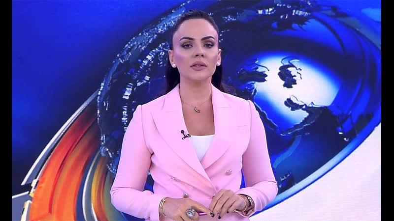 Buket Aydınla Kanal D Haber - 28.10.2019 -02