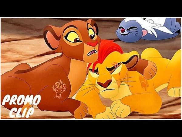 Kion Collide With Rani During Battle Official TV Promos (NEW 2019) Animation HD