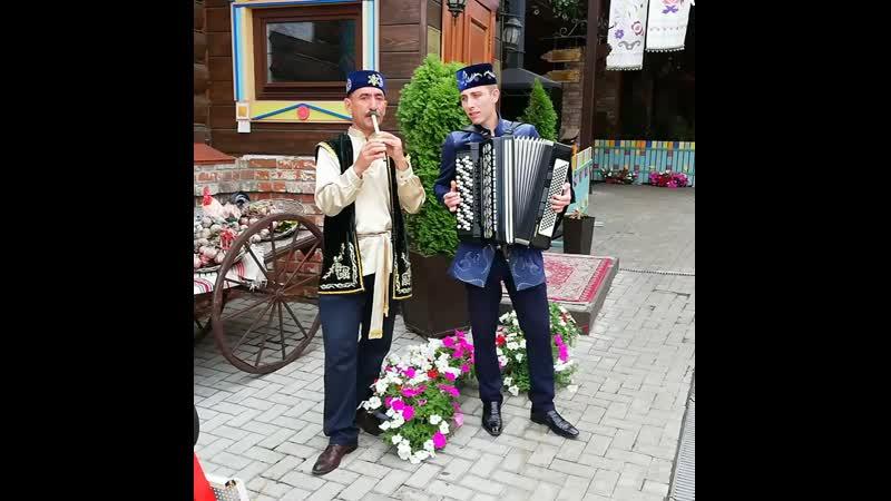 Татар халык койлэренә тезмә