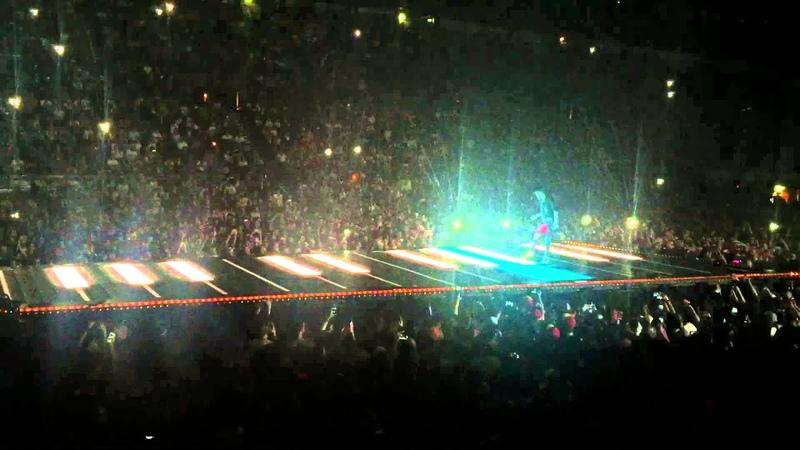 Jovanotti Dove Ho Visto Te live @ Lorenzo nei Palasport Tour 2016 Nelson Mandela Forum Firenze