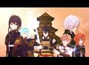 【MMD Touken Ranbu】追憶【Ichigo・Mikazuki・Honebami・Namazuo・Monoyoshi・Gotou】