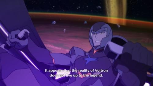 «Похоже, что в реальности Вольтрон весьма далёк от легенды»