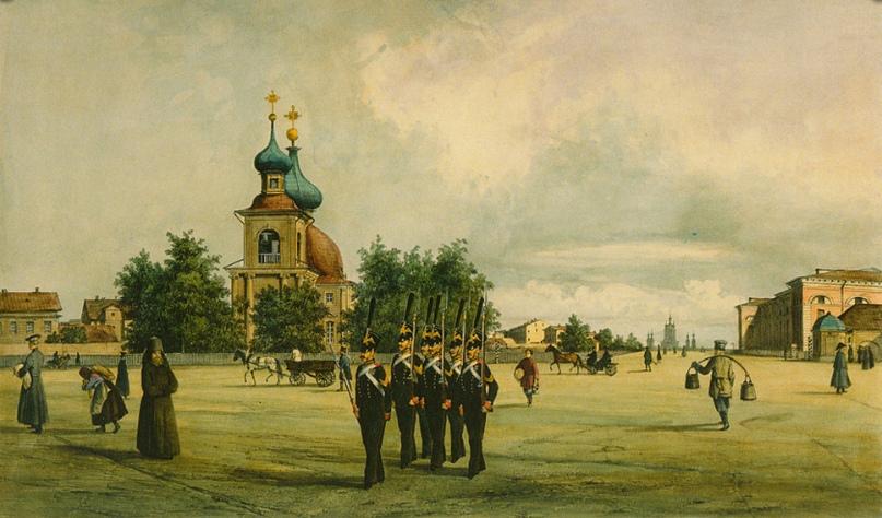 Российская трагикомедия в двух актах «Время Перемен», изображение №29