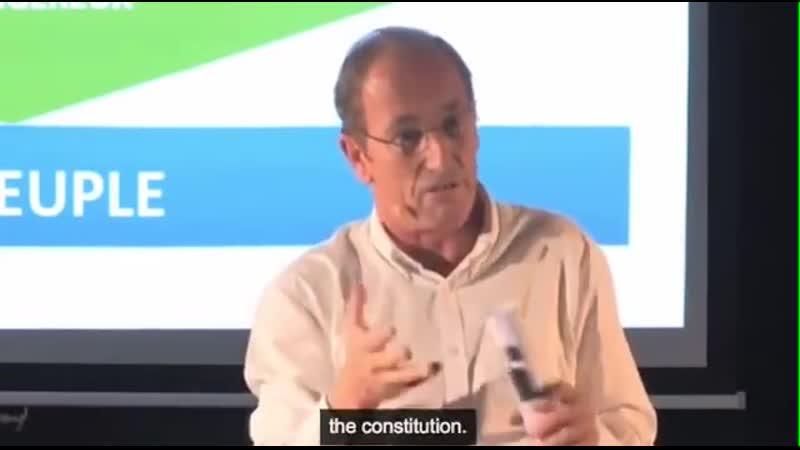 Etienne Chouard-TEDx-élections vs démocratie.
