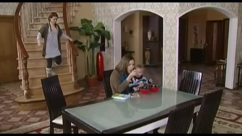 Вырезки сериал Ефросинья Продолжение Ксения Суркова 2011 2012 57 87 серия