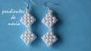 DIY - Pendientes de novia - Bridal earrings
